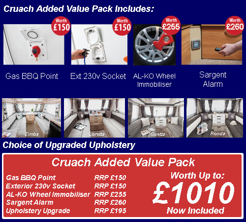 Cruach Added Value Pack